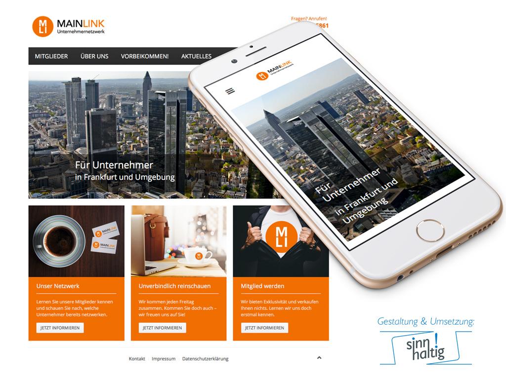 Responsive Webdesign mit Wordpress von sinn!haltig aus Frankfurt am Main
